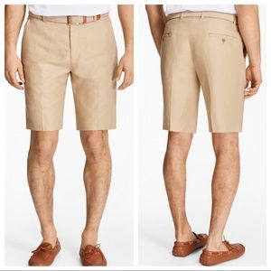 Brooks Brothers Other - Brooks Brothers Men's Bermuda Shorts Natural Tan