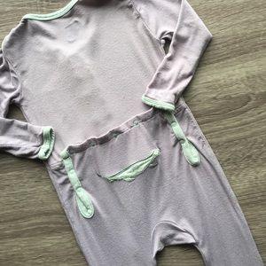 Kickee Pants Other - Kickee Pants coverall pajamas