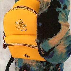 Coach Handbags - Coach Disney x backpack limited edition