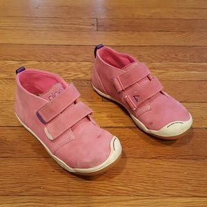 PLAE Other - PLAE SNEAKERS LOU SUEDE US 11.5 PINK GIRLS KIDS
