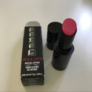 BUXOM Big & Sexy Bold Gel Lipstick WICKED PINK