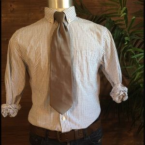 J. Crew Other - J. Crew Woven Button
