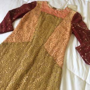❄️Lace dress