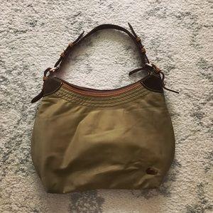 Olive green Dooney & Bourke Erica shoulder bag