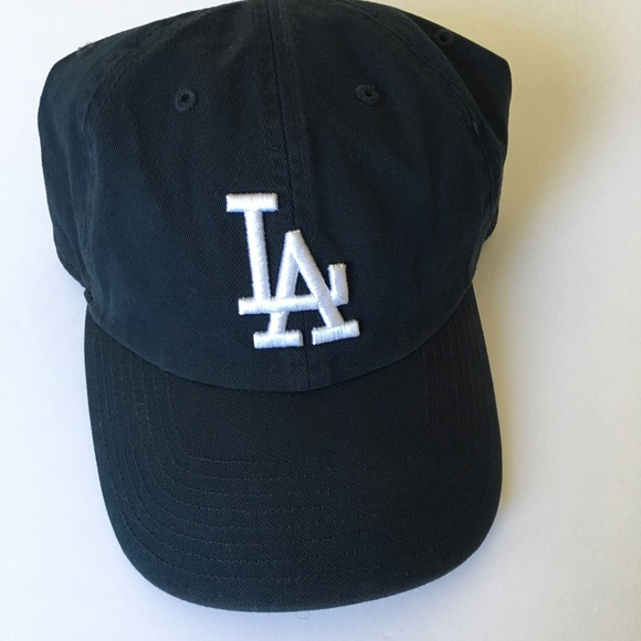 e107aaf70 LA Dodgers '47 Clean Up Cap