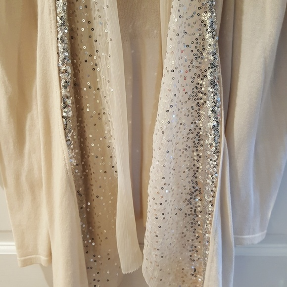 White Cardigan Dressy Sweaters For Women 15