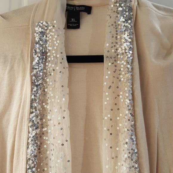 White Cardigan Dressy Sweaters For Women 23