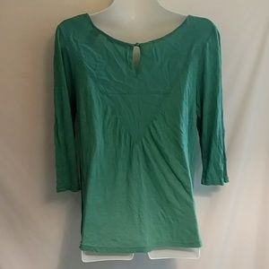 BKE Tops - 5 for $10 { BKe Red } 3/4 Sleeve Top (S)