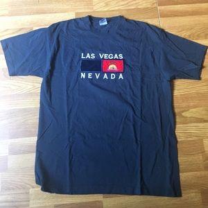 90s Las Vegas Nevada Oversized T Shirt