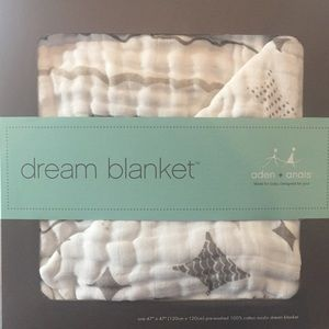 "aden + anais Other - Brand New ""Dream Blanket"" from Aden & Anais!!"