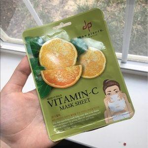 Jean Pierre Vitamin C Mask