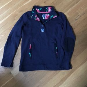 Joules Sweaters - Joules Popover-Navy