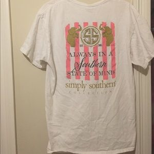 Tops - Simply Southern Tee!