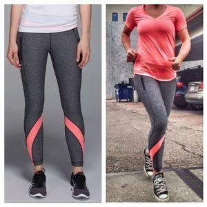 Pants - Lululemon Inspire Tight II *Mesh/ Luxtreme
