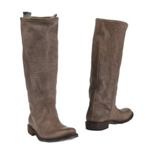 Fiorentini + Baker Shoes - Fiorentini + Baker Brown Leather Boots
