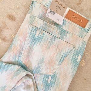 Big Star Denim - Big Star Boho Jeans