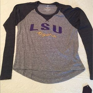 Colosseum Tops - LSU shirt