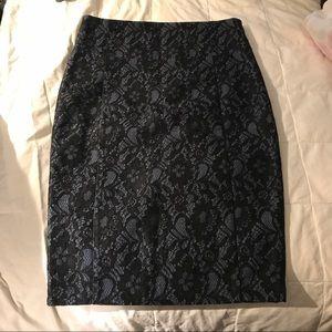 High waist Express skirt size 4