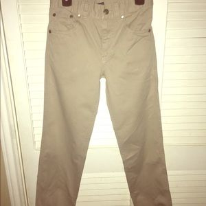 First Wave Other - New Boys size 8 khaki pants
