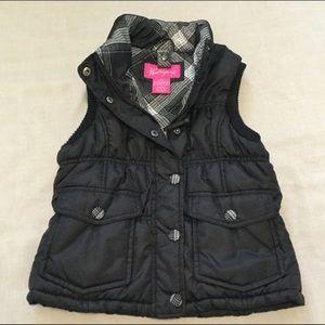 Weatherproof Other - Girls Black Puffer Vest