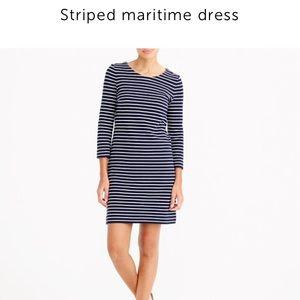 J. Crew Dresses & Skirts - J. Crew Factory NWOT maritime dress in stripe