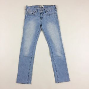 abercrombie kids Other - abercrombie light wash skinny jeans size 14