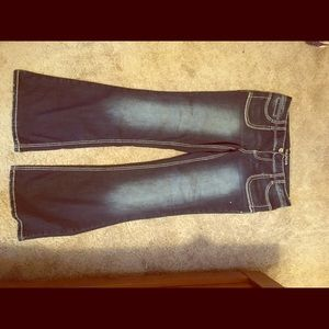 Maurices Denim - New with tags. Maurice's flare jeans.