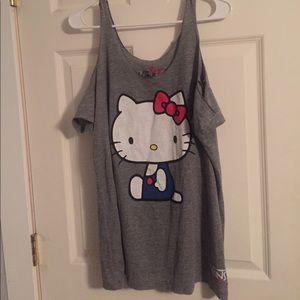 VANS Hello Kitty Tank Top Size XL