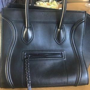 Celine Handbags - Celine (authentic) Phantom Luggage - medium