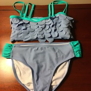 Limeapple Other - Limeapple two piece swimsuit size 12