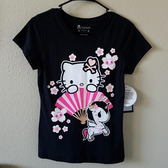 ca5be3e456033 BNWT Tokidoki x Hello Kitty Tee