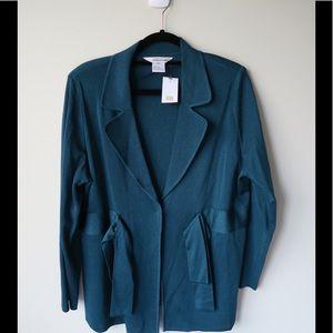 Misook Jackets & Blazers - NWT Exclusively Misook blazer sz XL