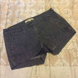 Forever 21 Dressy Denim Shorts - 28 *Runs Small*