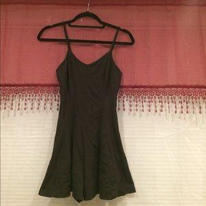 Kimchi Blue Dresses & Skirts - Urban Outfitters Black Romper