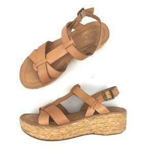 {Kork Ease} Espadrille Platform Sandals