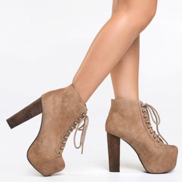 Are Jeffrey Campbell Lita Shoes True To Size