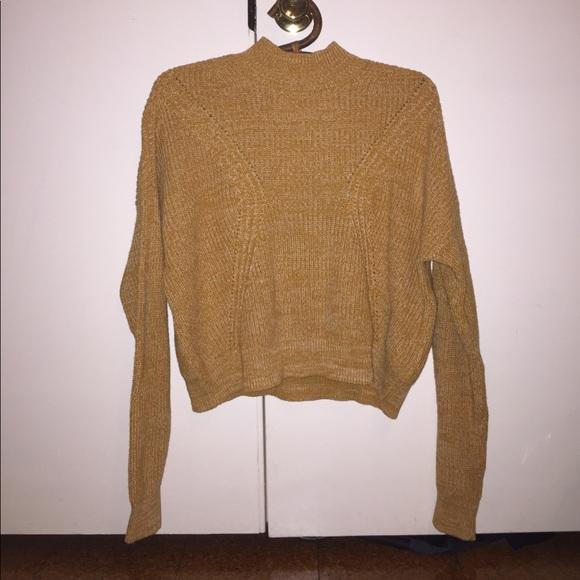 4e8d43c8d6d Kendall   Kylie Sweaters - KENDALL   KYLIE MOCK NECK SWEATER