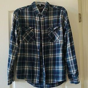 Retrofit Other - Men's flannel, sz L
