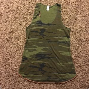 Alternative Apparel Tops - Camo Racerback tank