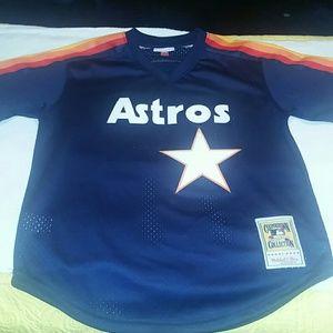 Mitchell & Ness Other - Men's Houston Astros Nolan Ryan Baseball Jersey