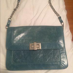 Handbags - Rebecca Minkoff Blue Shoulder Bag