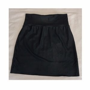 Romeo & Juliet Couture Dresses & Skirts - Romeo + Juliet faux liquid leather skirt