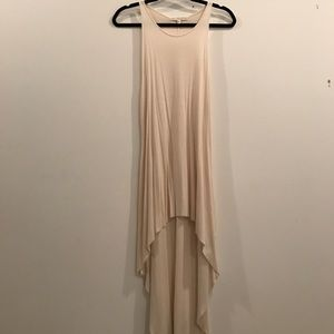 Truly Madly Deeply Dresses & Skirts - Truly madly deeply from UO high low cream dress