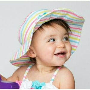 Kate Mack Other - Kate Mack NWT Garden Stripes Hat