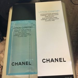 CHANEL Other - NIB CHANEL Lotion Confort Soothing Facial Toner