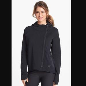 Nike Tech Fleece Full Zip Cape Jacket.