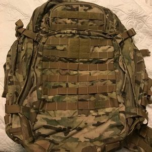 5.11 Tactical Other - 5.11 Rush 72 back pack multicam