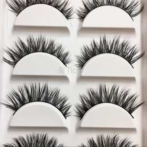 Other - Dixey Mink Lashes Faux