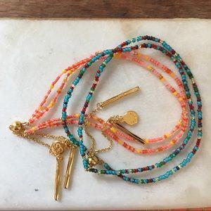 Gorjana Jewelry - Two beautiful Gorjana Friendship bracelets!!