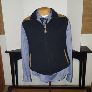 Orvis Other - Orvis Full Zip Sweater Vest Size Medium